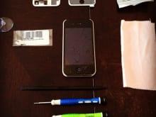 自分でiPhoneの液晶画面割れを修理・バッテリー交換する方法