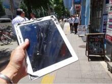 渋谷の人も必見!アップルストアよりも安いiPhone修理屋さんが新宿にあった!