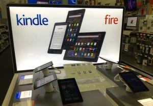 AmazonのKindle Fireは修理不可?保証期間や交換プログラム情報