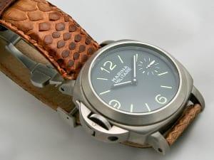 オフィチーネパネライ腕時計の故障に対する保証・修理情報まとめ