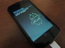 Androidスマホのリカバリーモードを解除する方法