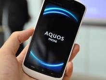 SHARPのAndroidスマホ「AQUOS」の初期化の方法