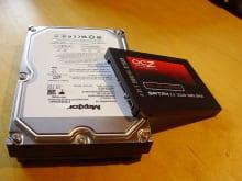 パソコンのハードディスクをSSDに交換して高速化する方法