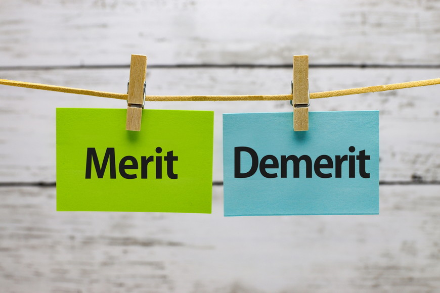 3つのメリット・デメリット比較