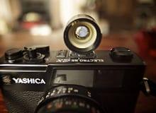 カメラのファインダーにゴミ・カビが付いている場合の修理法