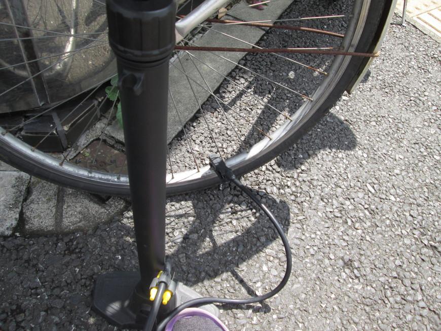 パンク 修理 料金 自転車