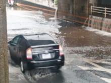 車が水没したときにはどうすればいい?水没車の修理・費用まとめ