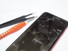 iPhoneの画面トラブル?優良修理店と対処方法を紹介