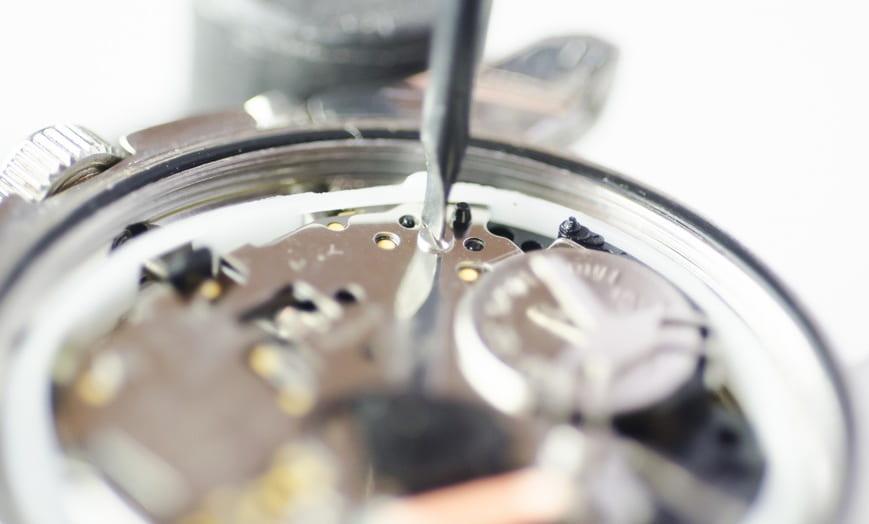 腕時計_電池交換