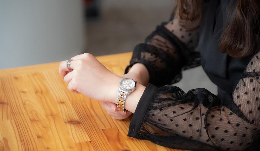 腕時計_女性