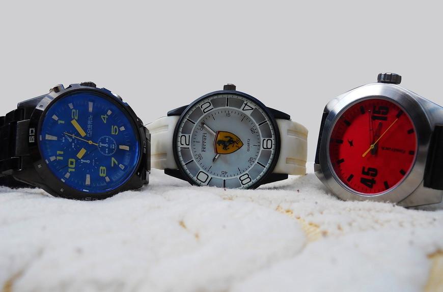 腕時計_フォッシル