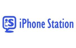 iPhoneStation葛西店ロゴ